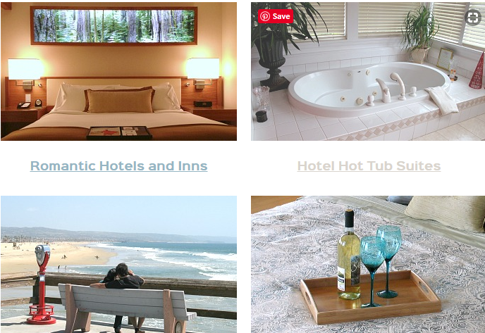 Find Hotels With Jacuzzi in Room