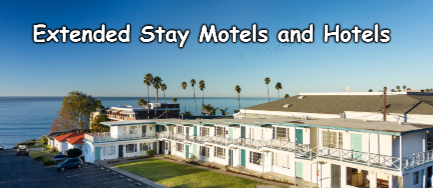 Extended Stay Motels and Hotels