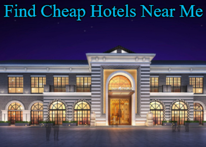 Top 10 Cheap Hotels Near Me Under $50