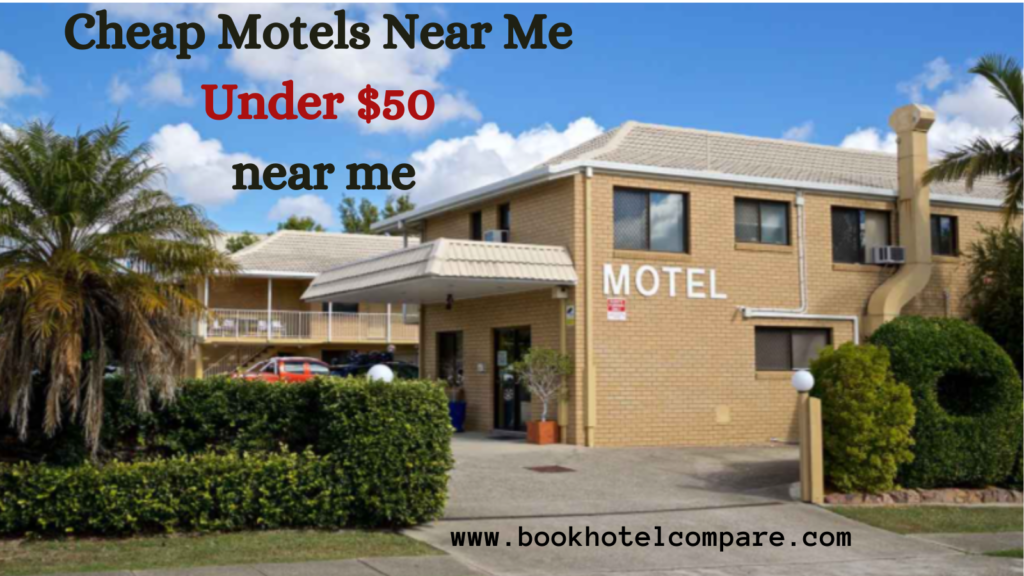 Motels under $50 near me