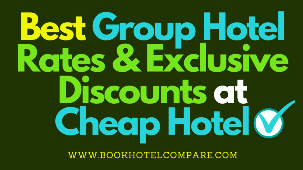Group Hotel Rates