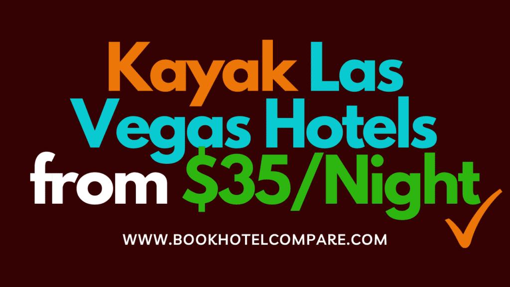 Kayak Las Vegas Hotels