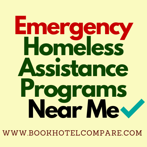 Emergency Homeless Assistance Programs Near Me