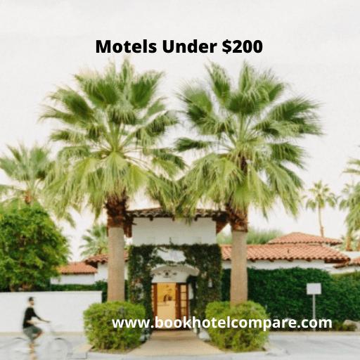 Motels Under $200 a Week